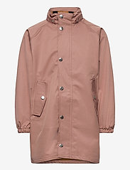 Liewood - Spencer long raincoat - kurtki - dark rose - 2