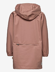 Liewood - Spencer long raincoat - kurtki - dark rose - 3