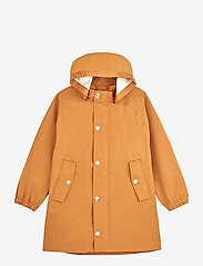Liewood - Spencer long raincoat - jassen - mustard - 0