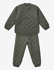 Liewood - Luna thermo set - overall - hunter green - 2