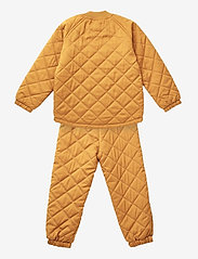 Liewood - Luna thermo set - overall - mustard - 2