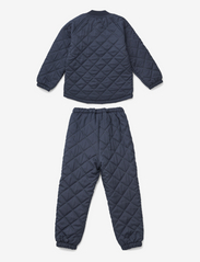 Liewood - Luna thermo set - overall - navy - 1