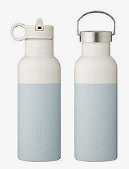 Liewood - Neo water bottle - butelki i termosy - sea blue/sandy mix - 0