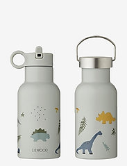 Anker water bottle - DINO DOVE BLUE MIX