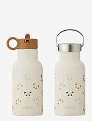 Liewood - Anker water bottle - butelki i termosy - panda sandy multi mix - 0