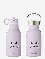 Anker water bottle - CAT LIGHT LAVENDER