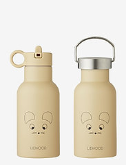 Anker water bottle - MOUSE WHEAT YELLOW