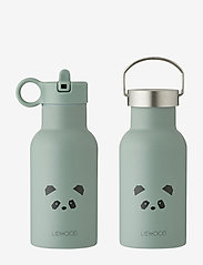 Liewood - Anker water bottle - vannflasker - panda peppermint - 0