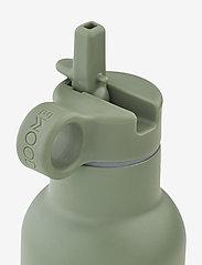 Liewood - Anker water bottle - vannflasker - rabbit faune green - 1