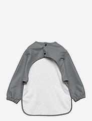 Liewood - Merle cape bib print - 2 pack - Śliniaczek - panda stone grey - 1
