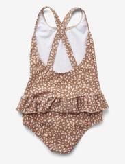Liewood - Amara swimsuit - swimsuits - mini leo tuscany rose - 1