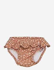 Liewood - Elise baby swim pants - odzież - mini leo tuscany rose - 0