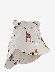 Senia sun hat - SAFARI SANDY MIX