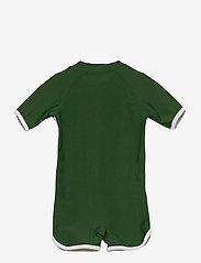Liewood - Triton swim jumpsuit - swimsuits - garden green - 1