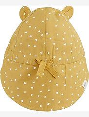 Liewood - Gorm sun hat - solhat - confetti yellow mellow mix - 1