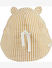 Liewood - Gorm sun hat - huer & kasketter - y/d stripe - 1