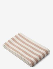 Liewood - Macy beach towel - accessoires - y/d stripe - 0