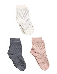 Silas cotton socks 3 pack - LITTLE DOT GIRLIE