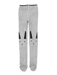Stockings rabbit - RABBIT GREY MELANGE