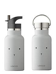 Anker water bottle - RABBIT DUMBO GREY