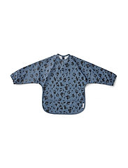 Merle cape bib - LEO BLUE WAVE