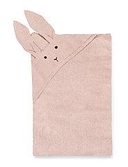 Willie knit blanket - RABBIT ROSE