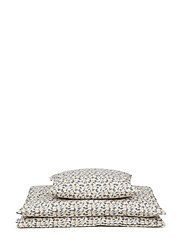 Ingeborg junior bedding print - CORAL FLORAL/MIX