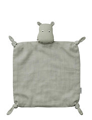 Agnete cuddle cloth - HIPPO DOVE BLUE