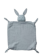 Agnete cuddle cloth - RABBIT SEA BLUE