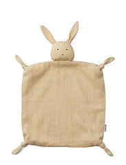 Agnete cuddle cloth - RABBIT SMOOTHIE YELLOW