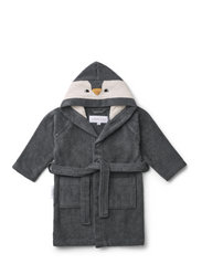 Lily bathrobe - PENGUIN STONE GREY