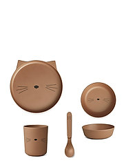 Bamboo box set - CAT TERRACOTTA