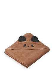 Augusta hooded towel - PANDA TUSCANY ROSE