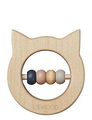 Ivalu wood teethers - CAT NATURAL