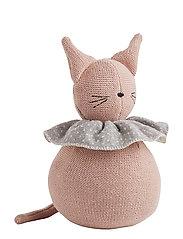 Valdemar Knit Doll - CAT ROSE