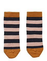 Silas lurex socks - STRIPE