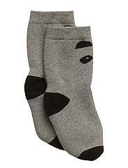 Nellie anti slip socks - PANDA GREY MELANGE