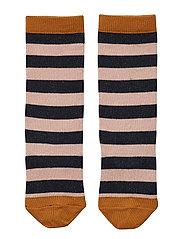 Sofia lurex knee socks - STRIPE