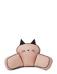 Casper pram pillow - CAT ROSE