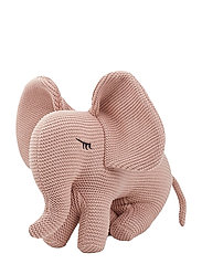 Dextor knit teddy - ELEPHANT ROSE