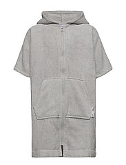 Liewood Lela cape - RABBIT DUMBO GREY