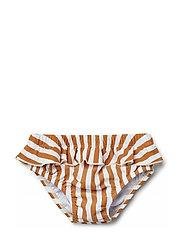 Elise baby girl swim pants - STRIPE