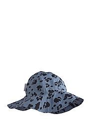 Amelia sun hat - LEO BLUE WAVE