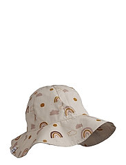 Amelia sun hat - RAINBOW LOVE SANDY