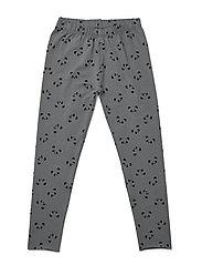 Marie leggings - PANDA STONE GREY