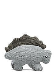 Stego dino knit teddy - FAUNE GREEN