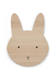 Troy wooden lamp - RABBIT NATURAL
