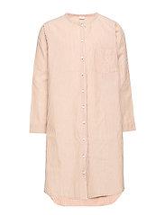 Evy Pyjamas Dress - Y/D STRIPE