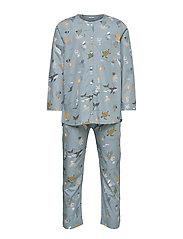 Olly Pyjamas Set - SEA CREATURE MIX