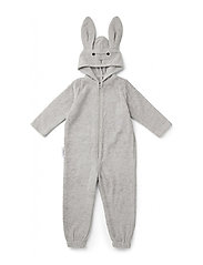 Taylor Jumpsuit - RABBIT DUMBO GREY